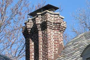 custom chimney