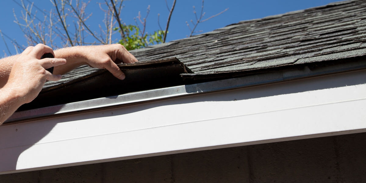 Inspect the Roofing and Insulation